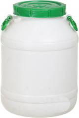 Бочка пластикова Леміра харч. 60л горловина 220мм