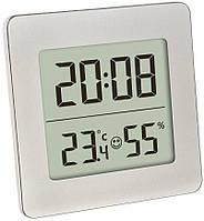 TFA Термогигрометр TFA 30503854 (серебристый)