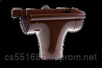 Ливнеприемник правый 90/75. Водосточные  системы Profil (Профиль)
