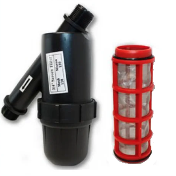 Сітчастий фільтр для крапельного поливу 1 Presto (Самопромивний)