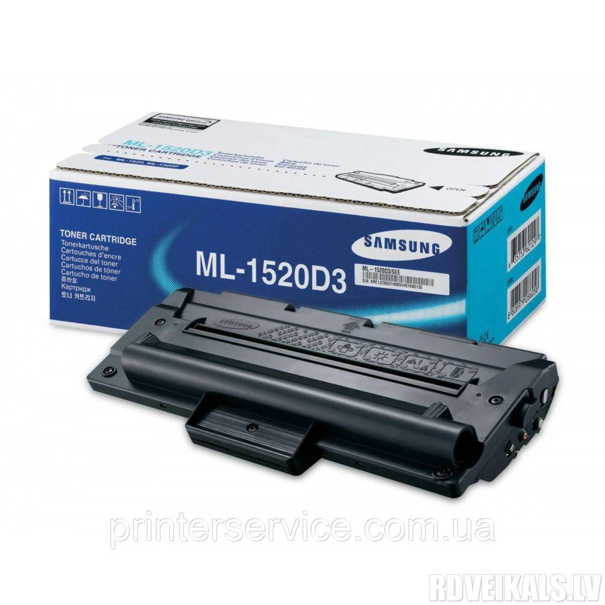 КартриджSamsung ML-1520D3 для ML-1520/1520P