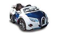 Детский электромобиль Bugatti Veyron SX1118: СИНИЙ, купить оптом, фото 1