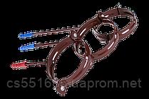 Держатель трубы металл. L-100, 90/75. Водосточные  системы Profil (Профиль)