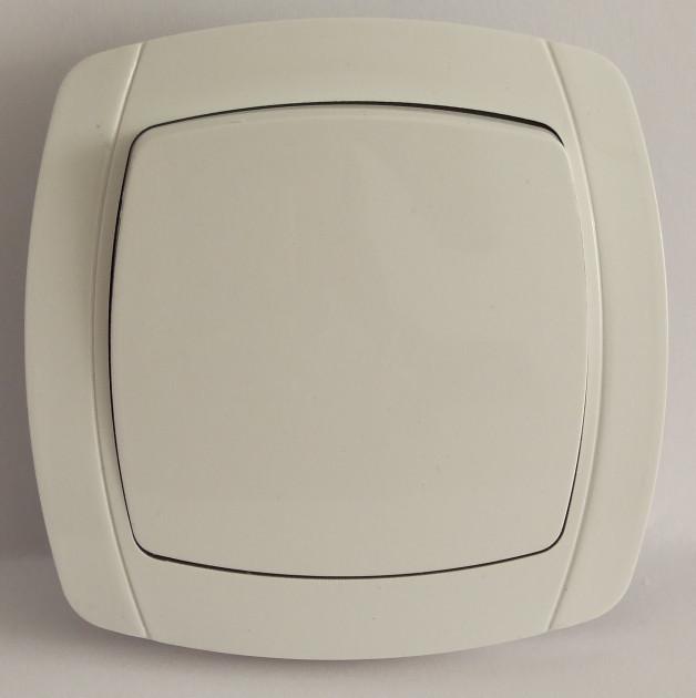 Вимикач LXL Beta White QTH 6021 вн. од.