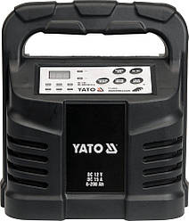 Зарядний пристрій для автомобіля Yato YT-8303