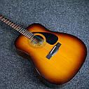 Акустична гітара YAMAHA F310 TBS, фото 5