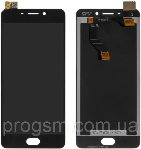 Дисплей Meizu M6 Note (M721) complete Black