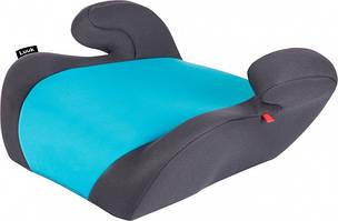 Автокрісло-бустер Lionelo Luuk 15-36 кг колір turquoise