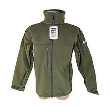 Куртка армійська Soft Shell Australia OD Max Fuchs 03428B