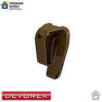 Скоба крепежная для воронки Devorex Elegance 140 Коричневый