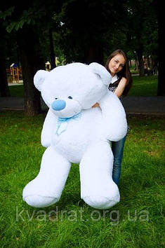 Плюшевий Ведмедик Бойд 200 см Білий