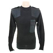 Пуловер акриловий BW Max Fuchs Blue 05601G