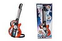 """Музыкальный инструмент """"Гитара"""" с разъемом для MP3-плеера Simba Toys 6838628"""