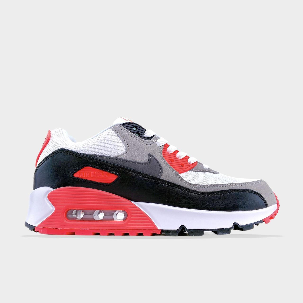 Nike Air Max 90 White Pink (Білий)