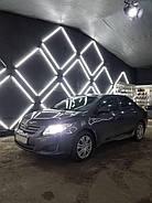 Встановлення лед-ламп на Toyota Corolla 2011 р.в.