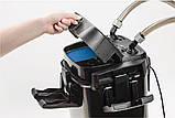 Внешний аквариумный фильтр Aquael ULTRAMAX 1500 для аквариумов от 250 до 450 литров, фото 4