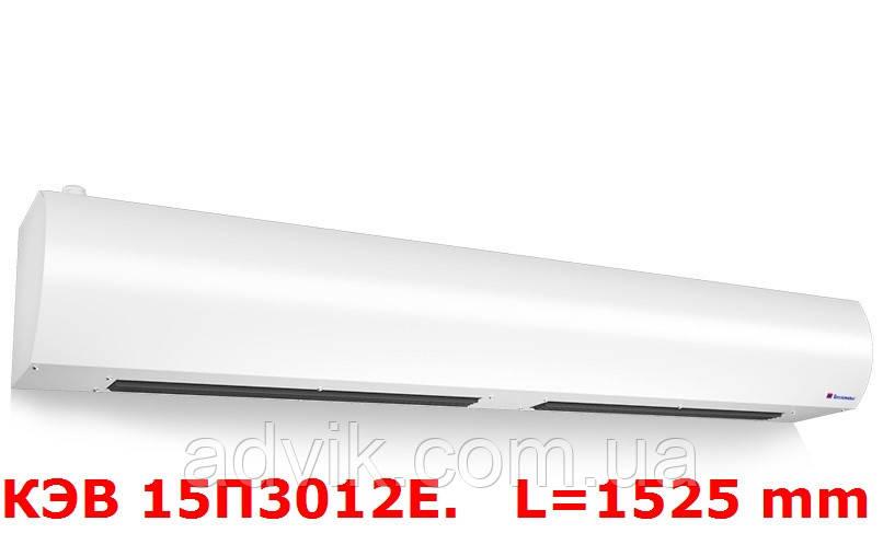Теплова завіса Тепломаш КЕВ 15П3012Е з електричним нагрівом