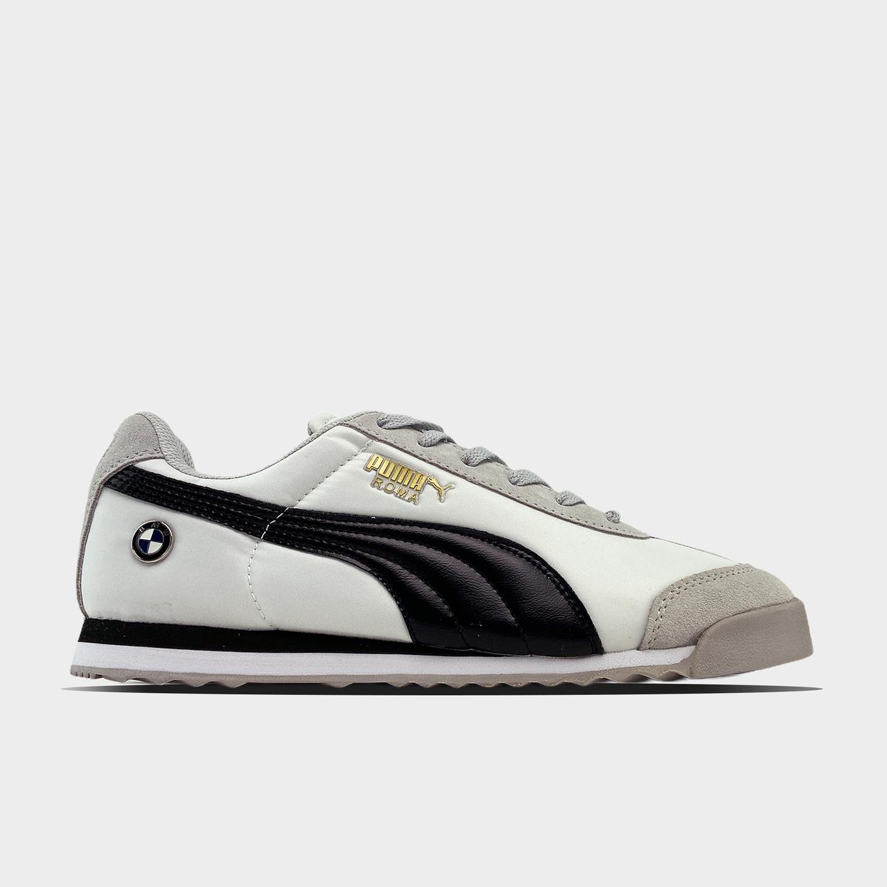 BMW x Puma Roma White Black (Білий)