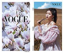"""Односторонняя крафт бумага для цветов """"Vogue"""" 50см*10м"""