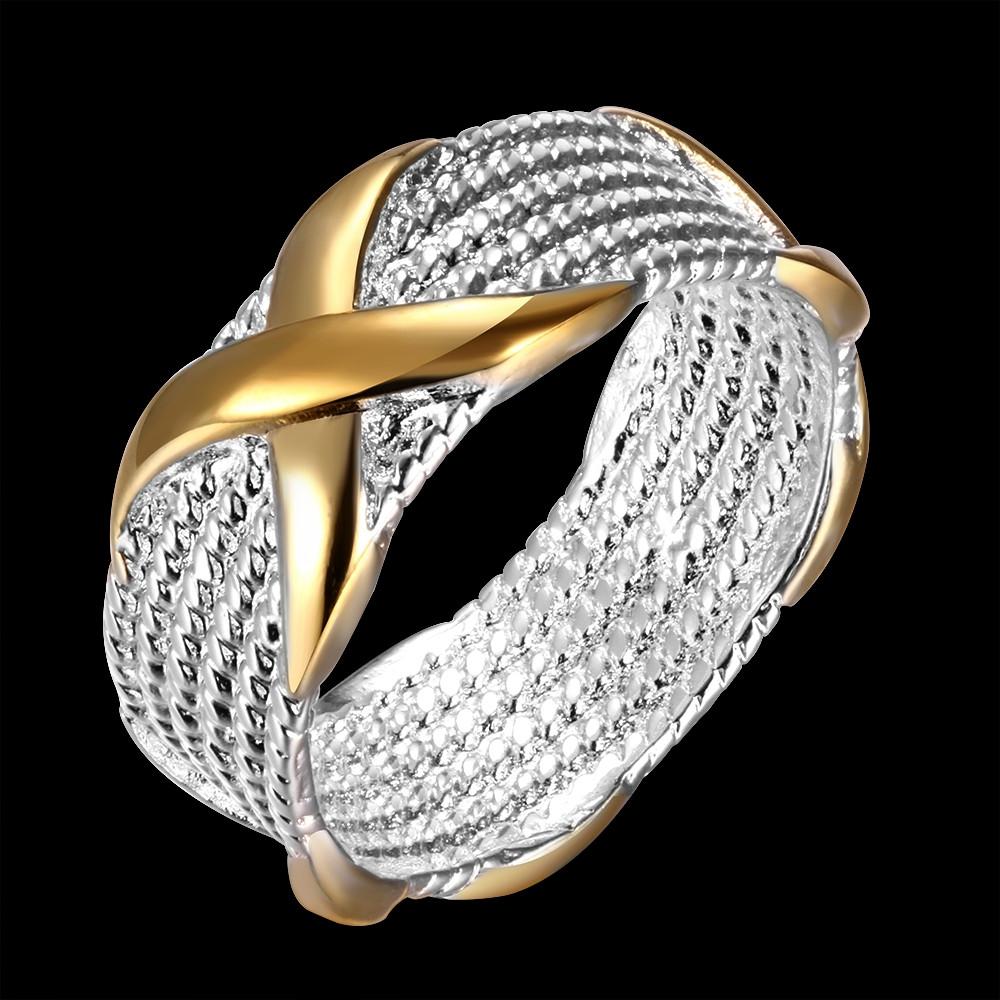 """Ажурное женское кольцо на палец """"Фебрис"""" покрытие серебро 925"""