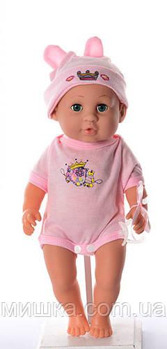 Лялька-пупс мовець 30801-6, інтерактивна