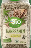 Органические семена dm Bio Hanfsamen, 200 гр
