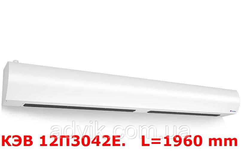 Теплова завіса Тепломаш КЕВ 12П3042Е з електричним нагрівом
