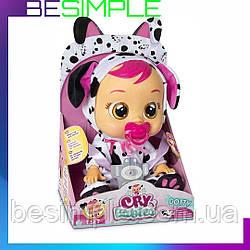Інтерактивна лялька пупс плаче немовля Cry Babies Dotty