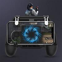 Джойстик-геймпад для мобільного телефону Seuno SP+ з вентилятором і акумулятором і на 2000 mAh для PUBG