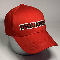 Мужская стильная кепка бейсболка с регулятором, красный VK 1024