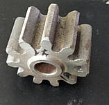 Шестеренка на 11 зубов на бетономешалку, фото 2