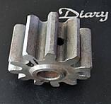 Шестеренка на 11 зубов на бетономешалку, фото 5