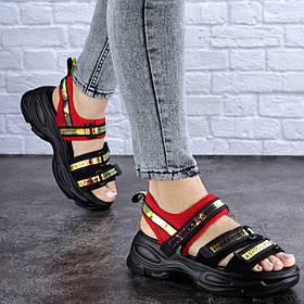 Женские сандалии Fashion Benny 1703 36 размер 23 см Черный