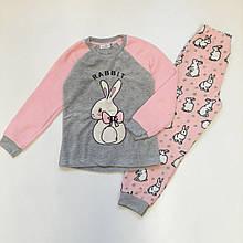 Тепла піжама для дівчинки ФЛІС Matilda Туреччина р. 128, 134