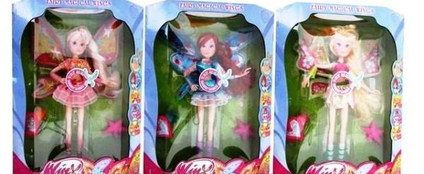 Кукла Winx 822