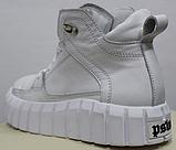 Молодежные ботинки женские весенние от производителя модель РИ0-41, фото 4