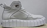 Молодежные ботинки женские весенние от производителя модель РИ0-41, фото 3