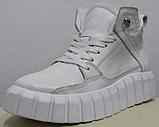 Молодежные ботинки женские весенние от производителя модель РИ0-41, фото 2