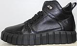 Молодежные ботинки женские весенние от производителя модель РИ0-41, фото 6