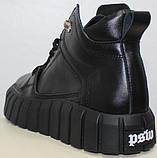 Молодежные ботинки женские весенние от производителя модель РИ0-41, фото 8