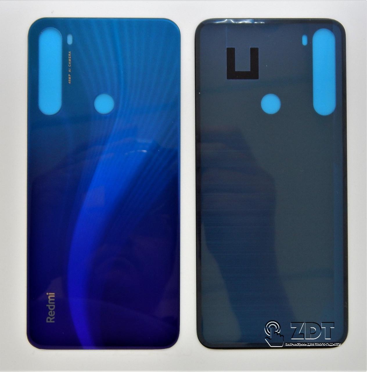 Задняя крышка для Xiaomi Redmi Note 8 Blue (8000328Bl)