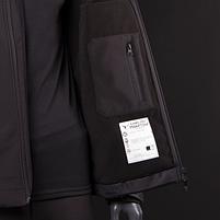 Куртка Softshell Phantom Black, фото 6