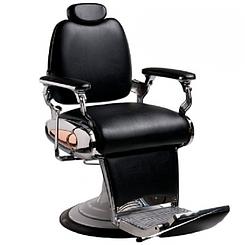 Кресло для барбершопа Tiger, черное