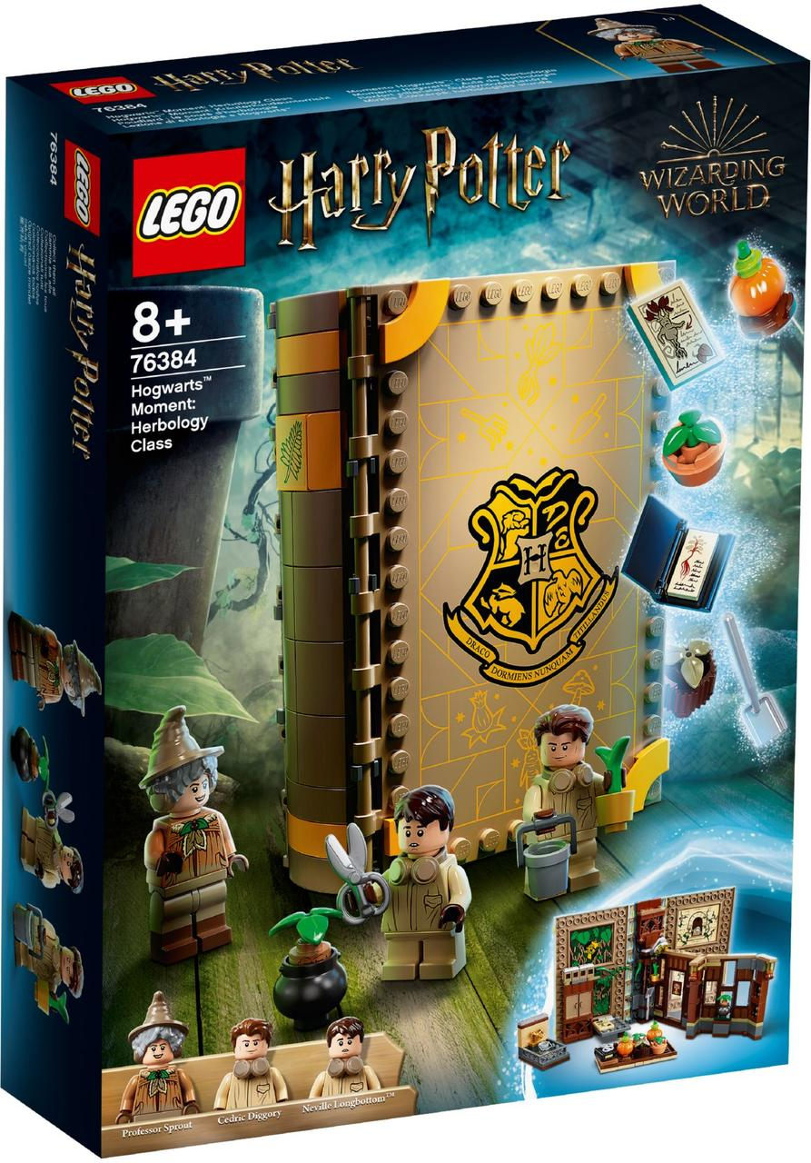Lego Harry Potter Учёба в Хогвартсе: Урок травологии 76384