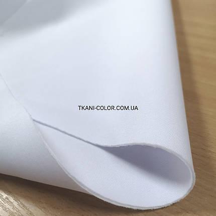 Трикотаж неопрен белый, фото 2
