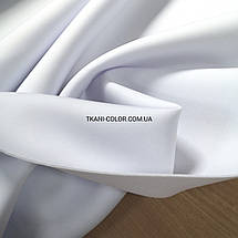 Трикотаж неопрен белый, фото 3