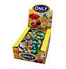 Шоколад молочний (шоколадні цукерки) Яйця кольорові Only сітка 100 г Австрія, фото 5