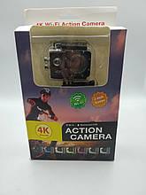 Видеокамера Sports Cam 4K WI-FI Action Camera ULTRA HD