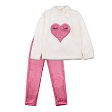 Махрова піжама для дівчинки р. 122, 128