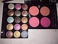 Тени Mac makeup kit + румяна №4, фото 2